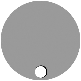 Bottom Circle Hole